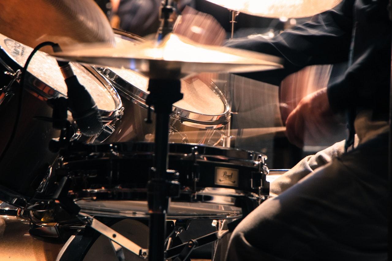 La batterie et les percussions